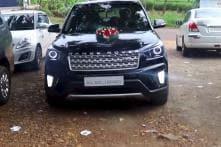 Hyundai Creta Compact SUV Modified to Look Like Range Rover [Video]