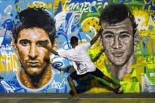 Messi vs Neymar 'Superclasico' Heads to MCG