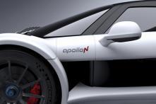 All-new Bugatti-competitor Apollo N teased ahead of Geneva debut