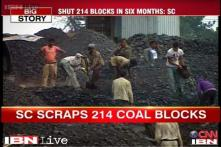 SC cancels 214 coal block allocations, says government free to auction all after March 2015