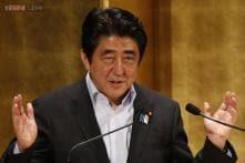 Japanese PM assures help in developing Andhra Pradesh capital 'Amaravati'