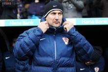 Croatia coach Igor Stimac fired