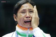 India hope to get boxer Sarita Devi's suspension reversed