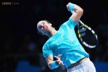 Nadal tops Ferrer in straight sets at ATP Finals