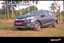 Overdrive: All You Need To Know About Honda WR-V
