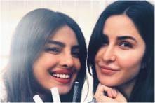 Katrina Kaif, Priyanka Chopra Recall Their 17 Years Long Friendship with Adorable Post