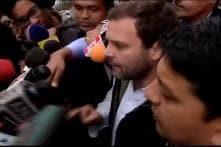 National Herald case: Rahul Gandhi accuses government of indulging in vendetta politics, threatening judiciary