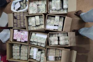 IT Raids in Kalki Bhagwan Ashram: Unaccounted Wealth Rs 800cr Siezed