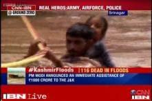 Triumvirate of Army, IAF and police emerge as saviours in flood ravaged Jammu and Kashmir