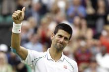 Djokovic, Sharapova enter last-16 at Wimbledon