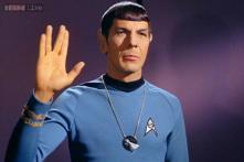 Leonard Nimoy, the charismatic Spock of 'Star Trek,' dies