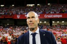 'Annoyed' Zinedine Zidane Blames Tight Schedule for Real Madrid's Injury Struggle