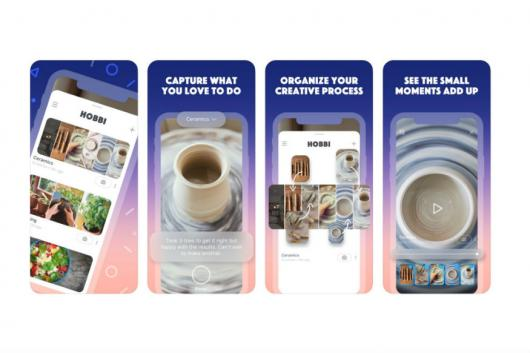 Pinterest Next on Facebook's Scope with 'Hobbi': A Similar Photo, Video Sharing App