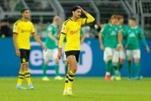 Bundesliga: Borussia Dortmund Draw 2-2 with Werder Bremen to Lose More Ground