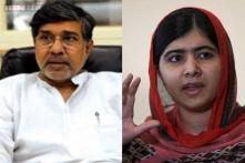 UN chief hails 'greatest champions' of kids Kailash Satyarthi, Malala Yousafzai