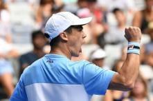 McDonald Outlasts Del Potro to Reach First ATP Semi-final