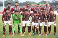 Mohun Bagan Thump Minerva Punjab FC 4-0 to Go Top of I-League