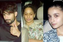 Photos: Shahid Kapoor, Alia Bhatt party with Masaba-Madhu Mantena