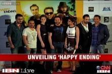 E Lounge: First look of Saif Ali Khan's 'Happy Ending'