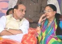 Rajasthan polling on, Raje-Gehlot worried