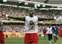 Ghana carry Africa's World Cup hope