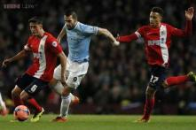 Five-star Manchester City crush Blackburn in FA Cup