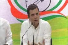 Congress Leaders Back P Chidambaram, Rahul Gandhi Says Govt Misusing Power to 'Character Assassinate'