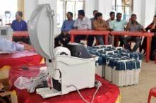 Palghar Lok Sabha Bypoll: EVMs Carried in Private Vehicle, FIR Filed