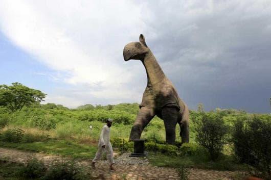 Were dinosaurs warm-blooded?