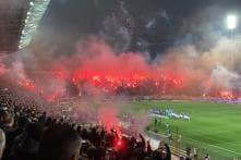 PAOK Condemn 'Terrorist' Feel to Greek Derby against Olympiakos