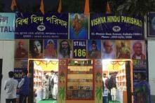 At Kolkata Book Fair, Books on Hindutva, Ram Janmabhoomi Catching Readers' Attention