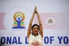 Kangana Ranaut, Shilpa Shetty Kundra & Other B-town Divas Observe International Yoga Day
