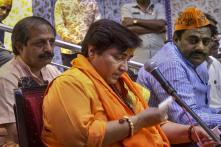 Embarrassed BJP Says Pragya Thakur's 'Cursed' Comment on Hemant Karkare Her Personal View