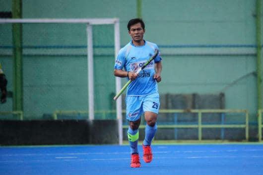 Chinglensana Singh. (Photo Credit: Hockey India)