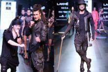 LFW 2017: Ali Fazal, Vidyut Jamwal Turn Showstoppers For Gen Next Designers