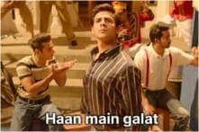 Kartik Aaryan, Arushi Sharma Lead Fans in Sharing 'Haan Main Galat' Memes