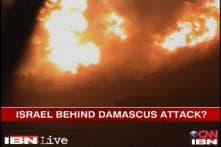Conflict between Israel-Syria heats up
