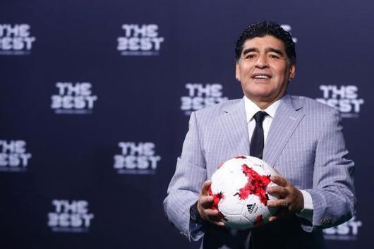 Diego Maradona (Reuters Photo)