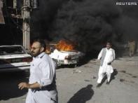 Taliban strikes back, blasts two Pak cities