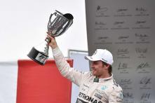 Nico Rosberg wins Brazilian GP to register his 5th victory of season