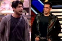 Bigg Boss 13: Salman Khan Shouts Like Sidharth to Teach Him a Lesson