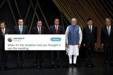 This Photo Of Narendra Modi In Kurta-Pyjama Has Launched A Hundred Memes
