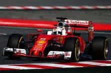 Ferrari's Vettel, Raikkonen Top Final Austrian GP Practice