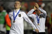 German team makes low-key return