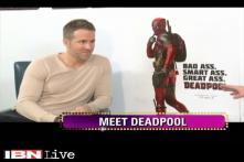 Ryan Reynolds talks about 'Deadpool'