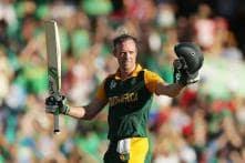 World Cup 2015: De Villiers mows down Windies, Match 19, Pool B
