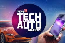 Watch LIVE: First News18.Com Tech and Auto Awards