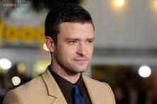 Justin Timberlake reunites with NSYNC bandmate