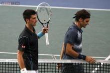 Djokovic, Federer in the same group at ATP finals