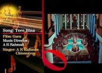 Song of the Year: <i>Tere Bina</i>, the musical <i>Guru</i> of the yr
